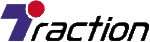 トラクション株式会社のロゴマーク