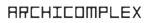 有限会社アーキコンプレックスのロゴマーク