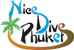 Nice Dive Phuket Co., Ltdのロゴマーク