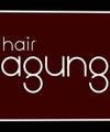 hair agungのロゴマーク