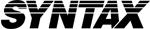株式会社シンタックスのロゴマーク