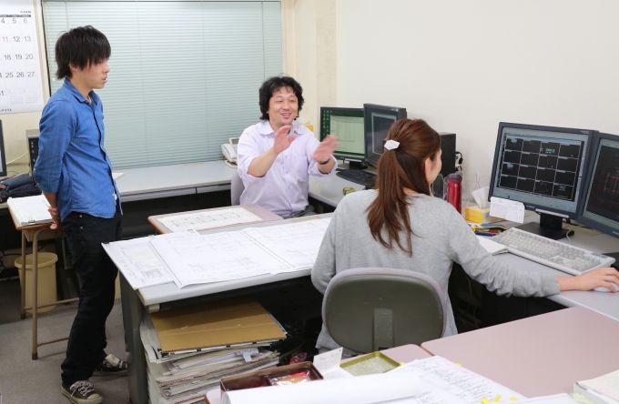 詳細求人情報1 正社員 その他技術・製造・土木・建築関連 有限会社吉田建築事務所